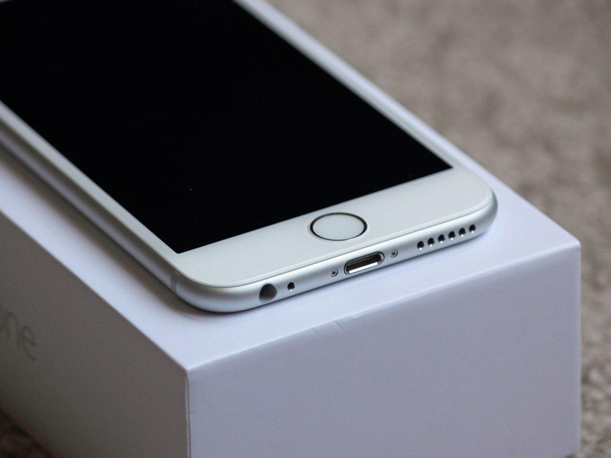 iPhone hız